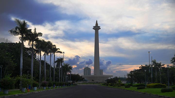 Smartpower Media Dekat dengan Istana Presiden, Anies Urung Buka Monas