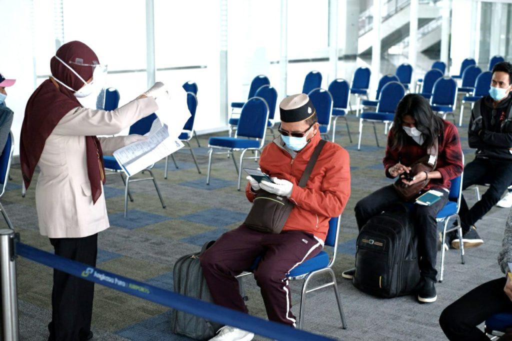 Smartpower Media Awal Juni, Trafik Penumpang di Bandara Angkasa Pura I Mulai Bangkit