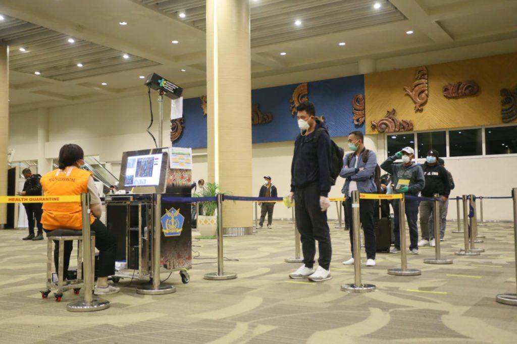 Lebih Responsif Angkasa Pura I Pastikan Protokol New Normal Ke Pemangku Kepentingan di Bandara smartpower Media Berita