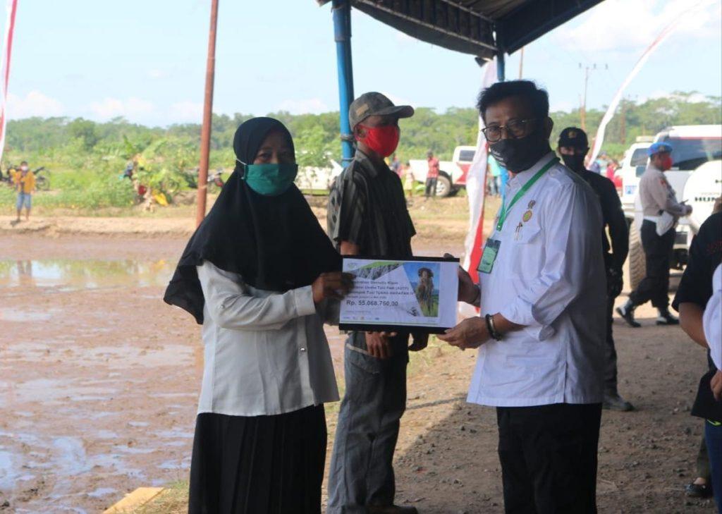 Menteri Pertanian Syahrul Dorong Provinsi Kalteng Kembangkan Food Estates