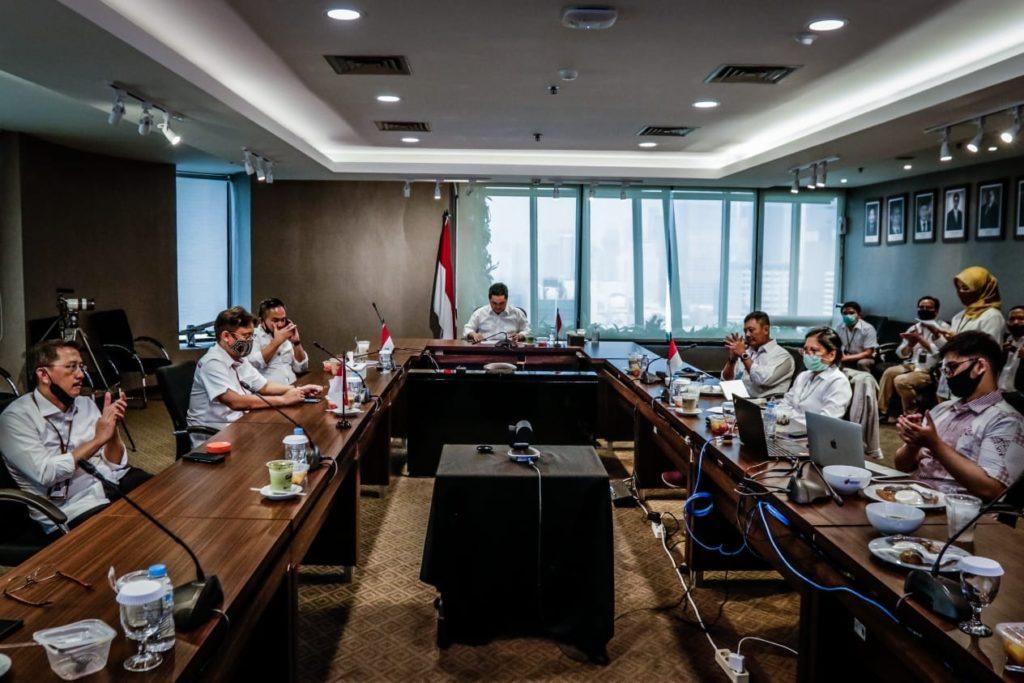 Pupuk Indonesia Siap Sukseskan Program Pasar Digital UMKM