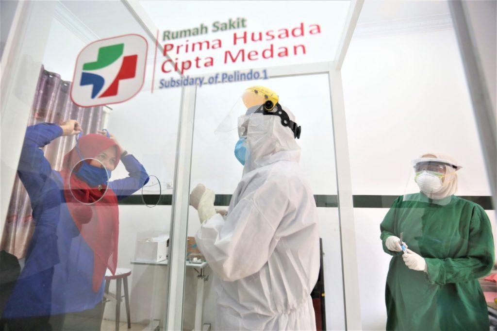Rumah Sakit PHC Medan Milik PELINDO 1, Operasikan LAB PCR Untuk COVID 19 smartpower Media