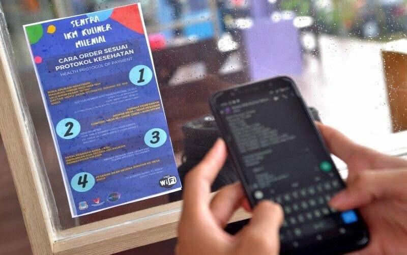 Menteri Erick Optimistis Platform PaDi Bantu UMKM Masuk Normal Baru CSmartpower Media