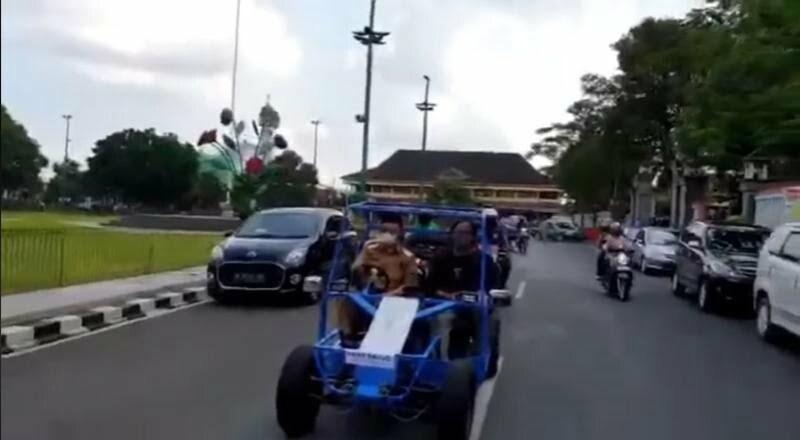 Mobil Listrik Made in Kober, Biaya Listrik Rp1.000 per 10 Km