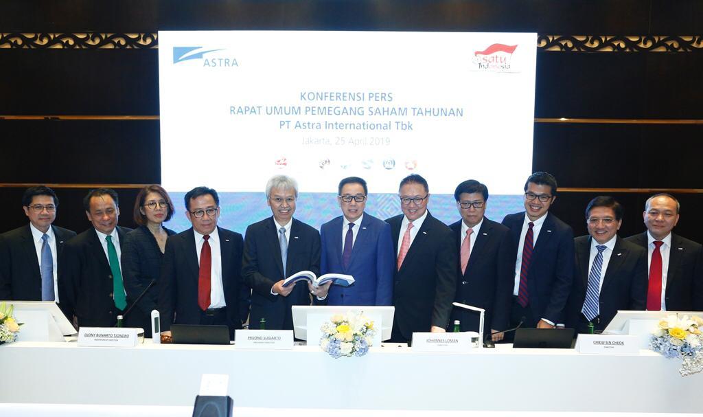 Smartpower Media Astra International (ASII) Ganti Komisaris dan Direksi, Ini Susunan Lengkapnya