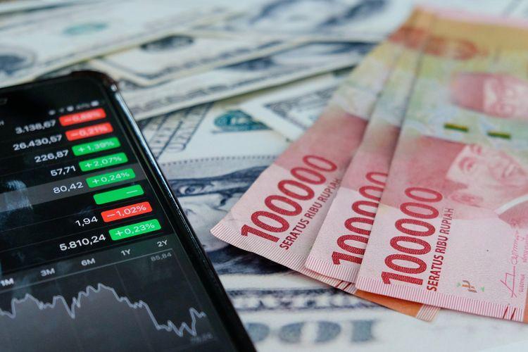 Rupiah Menguat Jadi Rp 14.060 per Dollar AS Pagi Ini