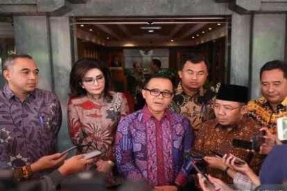 Smartpower Media Kepala Daerah Diminta Tiru Cara Azwar Anas Kelola Bansos Covid-19