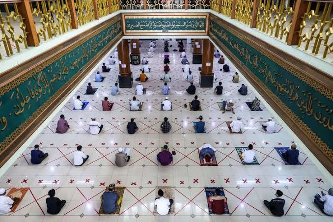 Kememtrian Agama Terbitkan Edaran Soal Penyelenggaraan Kegiatan Keagamaan