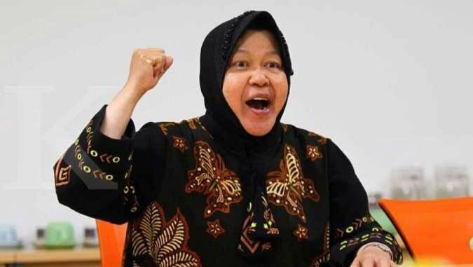 PSBB Surabaya Tidak Diperpanjang, pesan Risma: Jangan Sembrono SMARTPOWERID