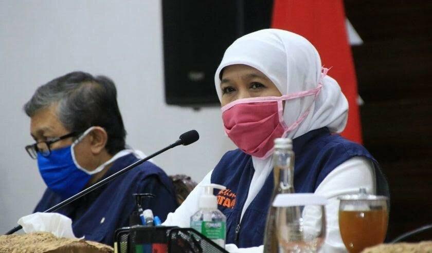 Media Berita Smart Power Empat Wilayah Di Jatim Sudah Berstatus Zona Kuning
