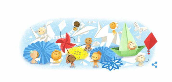 Ada Apa Dengan Tema Google Doodle Hari Ini Smartpower MEDIA BERITA