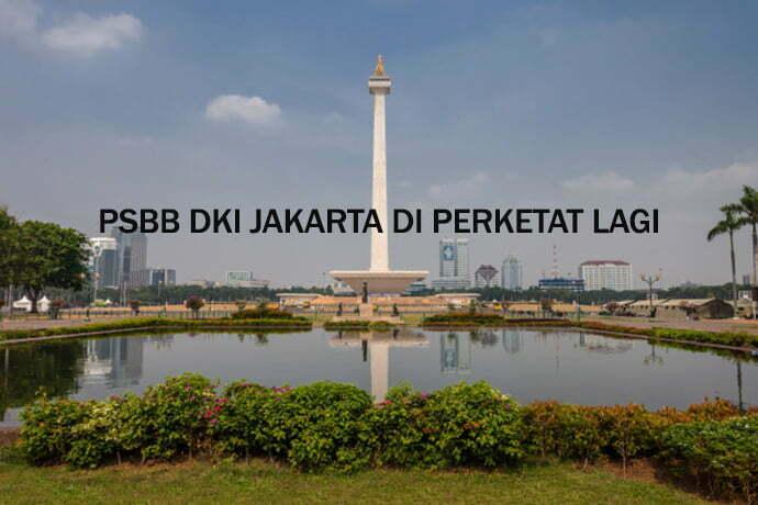 PSBB Jakarta Di Perketat Sebagai kebijakan Rem Darurat smartpower media berita