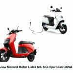 Review Menarik Motor Listrik NIU NQi Sport dan GOVA 03